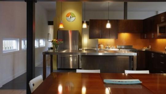 Jakou Barvu Do Kuchyně útulný Dům